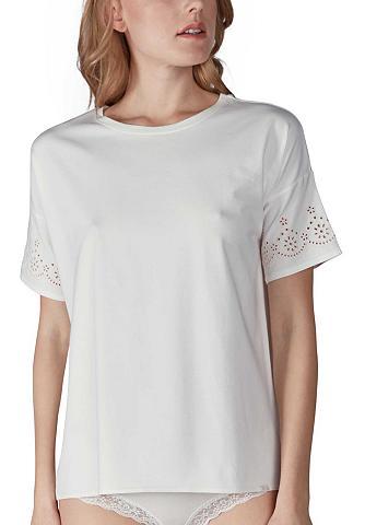 SKINY Moterims marškinėliai Sleep derinys an...