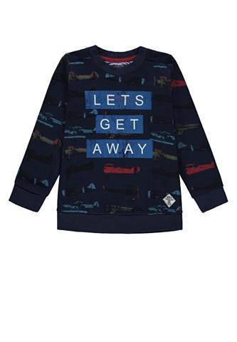 KANZ Sportinio stiliaus megztinis