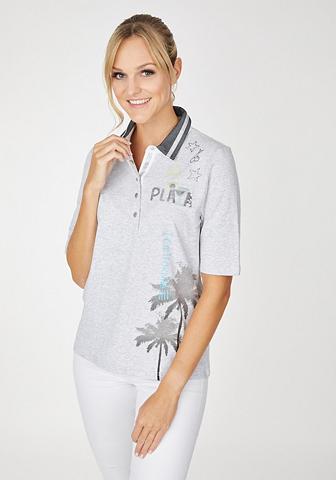 HAJO Polo marškinėliai trikotažas medvilnė