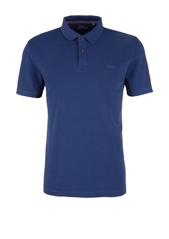 S.OLIVER Polo marškinėliai iš Baumwollpiqué