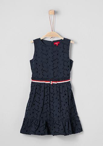 S.OLIVER JUNIOR Elegantiška suknelė iš Lochspitze dėl ...