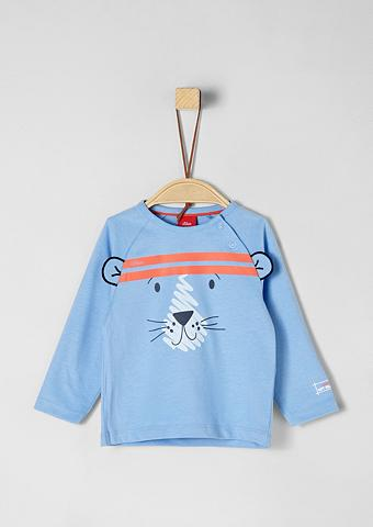 S.OLIVER RED LABEL JUNIOR Marškinėliai ilgomis rankovėmis su Tie...