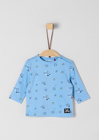 S.OLIVER RED LABEL JUNIOR Marškinėliai ilgomis rankovėmis su pas...