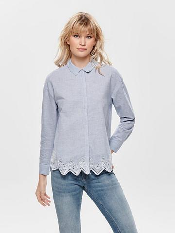 ONLY Apvadas marškiniai ilgomis rankovėmis
