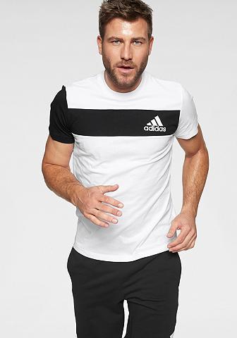 ADIDAS PERFORMANCE Marškinėliai »SOLID Marškinėliai BRND«...
