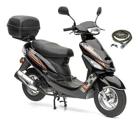 NOVA MOTORS Mofaroller »City Star« 49 ccm 25 km/h ...