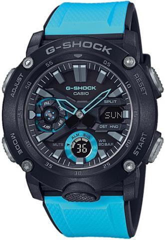 CASIO G-SHOCK Chronografas- laikrodis »GA-2000-1A2ER...
