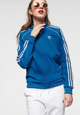 ADIDAS ORIGINALS Sportinis bliuzonas »SUPER STAR TRACKT...