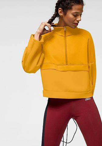 ADIDAS PERFORMANCE Sportinio stiliaus megztinis »W THE PA...