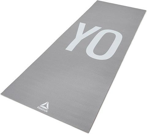 REEBOK Kilimėlis jogai »Double Sided 4mm Yoga...