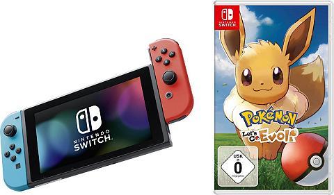 NINTENDO SWITCH Nintendo Šakotuvas 32 GB (Bundle ir Po...
