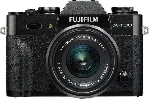FUJIFILM »X-T30 + XC 15-45mm F 35-56 OIS« Syste...