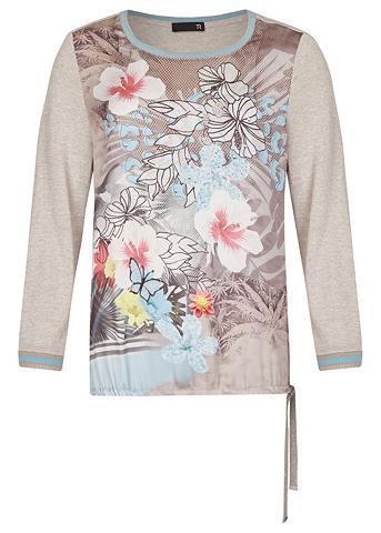 THOMAS RABE Marškinėliai ilgomis rankovėmis su gėl...
