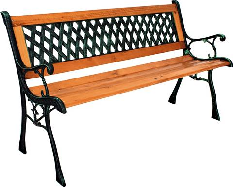 GARDEN PLEASURE Sodo suolas »Windsor« Stahl 125x52 cm