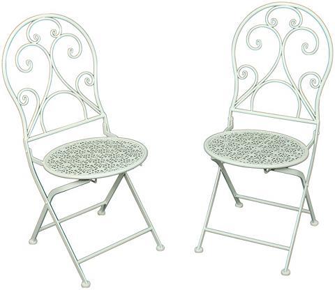 GARDEN PLEASURE Poilsio kėdė »Lascar« (2 vnt. rinkinys...