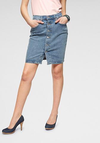 LEVI'S ® Džinsinis sijonas »Button throu Mom«...