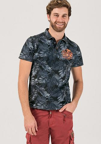 TIMEZONE Polo marškinėliai (trumpomis rankovėmi...