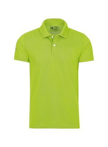 TRIGEMA Siauras forma Polo marškinėliai iš DEL...