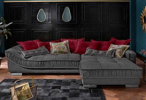 LEONIQUE Kampinė sofa »Diwan«