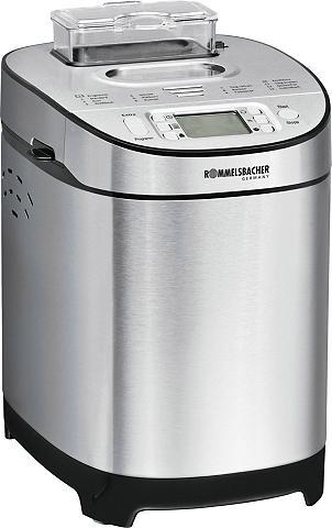 ROMMELSBACHER Duonkepė BA 550 13 Programme 550 Watt