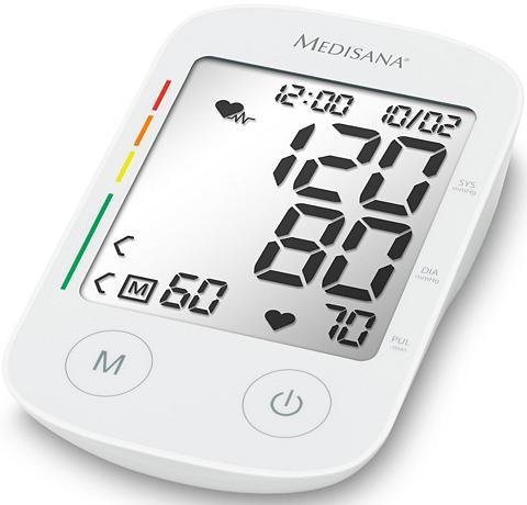 Medisana Oberarm-Blutdruckmessgerät BU 535 präz...