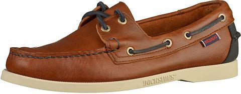 Sebago »Leder« Bootsschuh