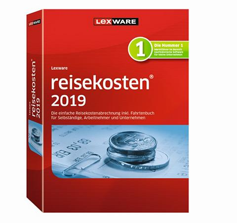 LEXWARE Reisekosten 2019 Windows Jahresversion...