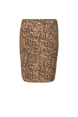 PAPRIKA Džinsinis sijonas