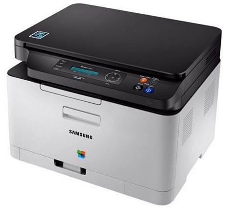 SAMSUNG Spalvotas lazerinis spausdintuvas »Xpr...