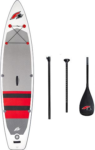 F2 Inflatable SUP-Board »Union« (Rinkinys...