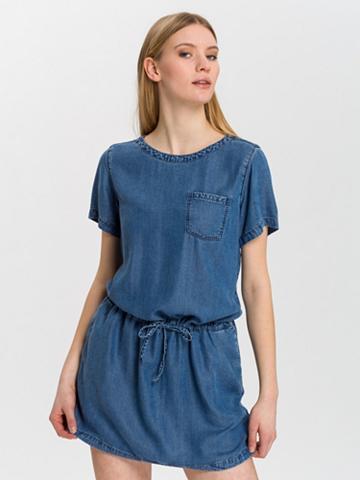 CROSS JEANS ® džinsinė suknelė »B 521«