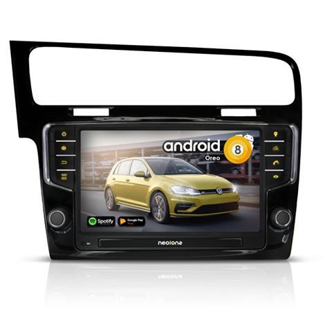NEOTONE 2-DIN Android Auto magnetola su Naviga...