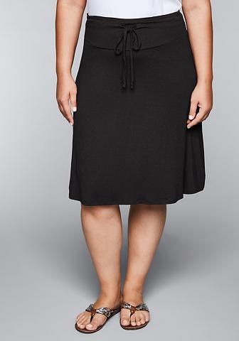 SHEEGO Trikotažinis sijonas