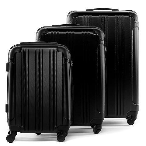 FERGÉ FERGÉ Kofferset »QUÉBEC« 4 ratukai (Se...