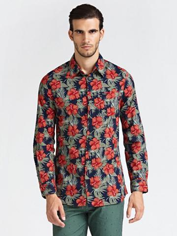 GUESS Hawaiihemd
