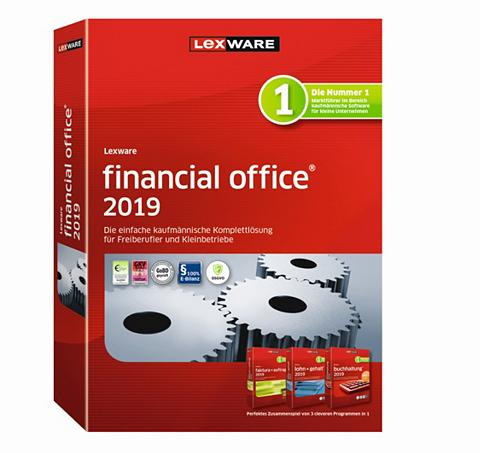 LEXWARE Financial office 2019 Jahresversion (3...