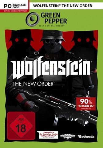 BETHESDA Wolfenstein - The New Order PC