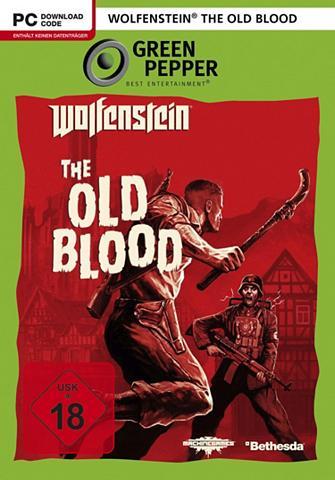 BETHESDA Wolfenstein - The Old Blood PC