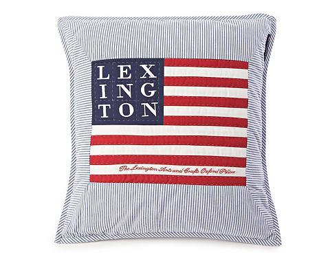 Lexington Dekokissen »Logo Art & Crafts«