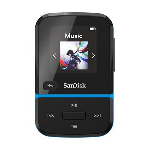 Sandisk Clip Sport Go 16GB Blau »MP3-Player (D...