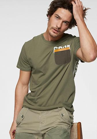 G-STAR RAW Marškinėliai »Graphic Shirt«