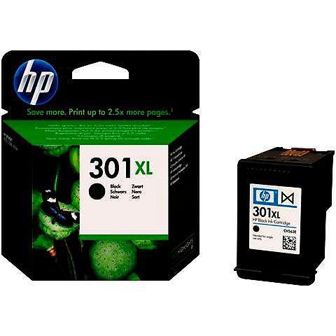 HP » NR.301XL original CH563EE schwarz« T...