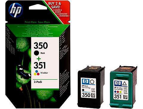 HP » 350/351 - SD412EE - original juoda s...