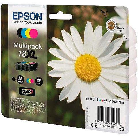 EPSON »C13T18164012 sw/c/m/y 4 St./Pack.