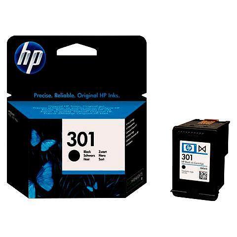 HP » NR.301 original CH561EE SCHWARZ« Tin...