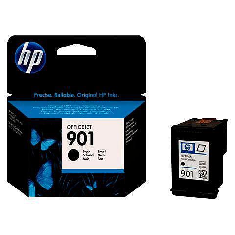 HP » 901 CC653AE original schwarz« Tinten...