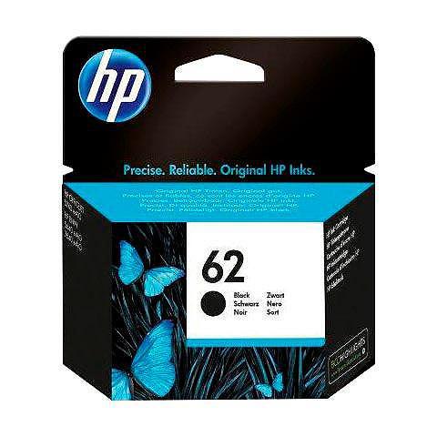 HP » 62 original C2P04AE SCHWARZ« Tintenp...