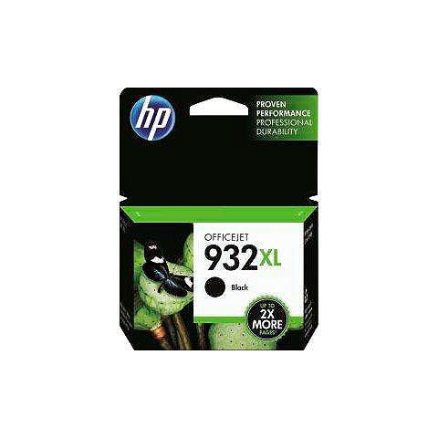 HP »932XL original CN053AE SCHWARZ« Rašal...