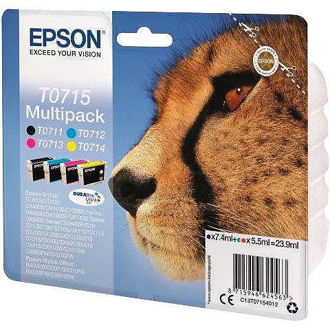 EPSON »T0715 Original Kombi-Pack (C13T071540...