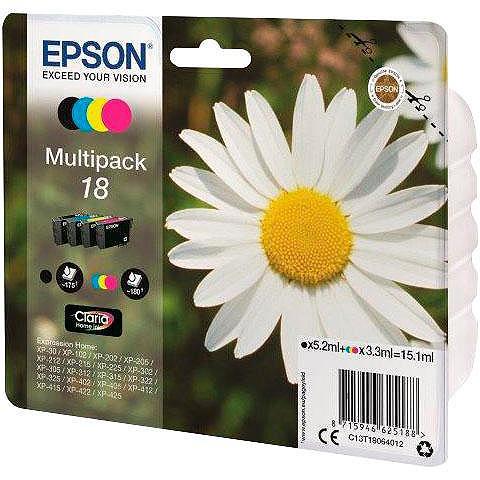 Epson »Tinte Multipack 18 (C13T18064012)« Ti...